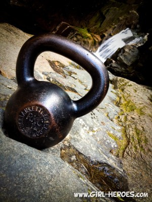 RKC Kettlebell - kettlebell workout